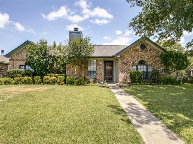 Photo of 805 Purcell Drive  Plano  TX