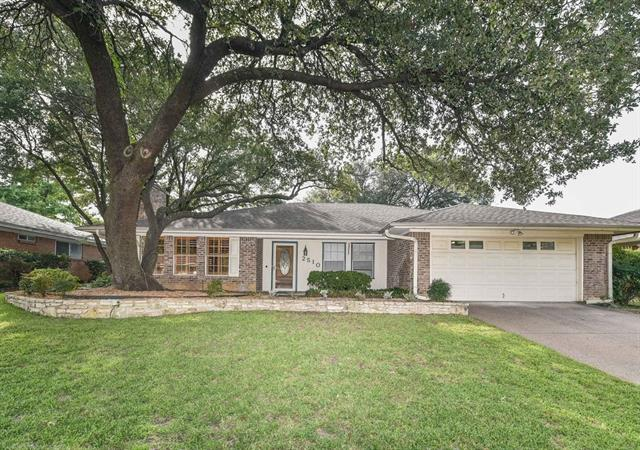 Photo of 2510 Margaret Drive  Arlington  TX