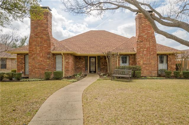 Photo of 641 Shadowcrest Lane  Coppell  TX