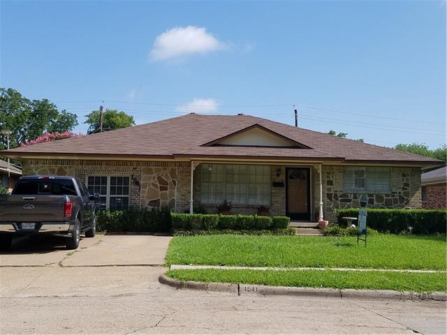 Photo of 1541 Bardfield Avenue  Garland  TX