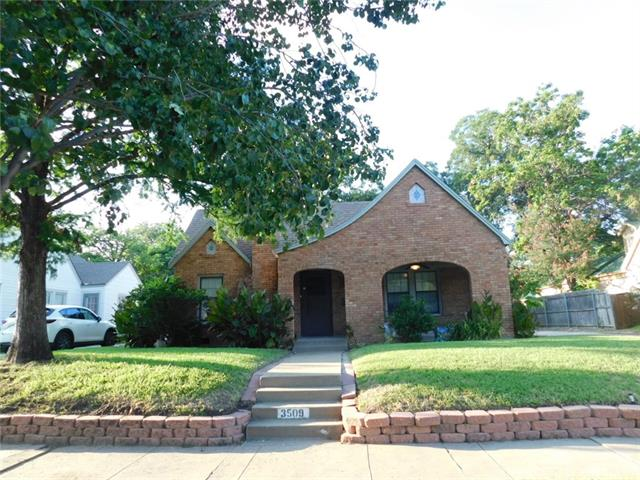 Photo of 3509 Yucca Avenue  Fort Worth  TX