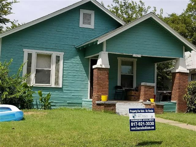 Photo of 1309 E Richmond Avenue  Fort Worth  TX