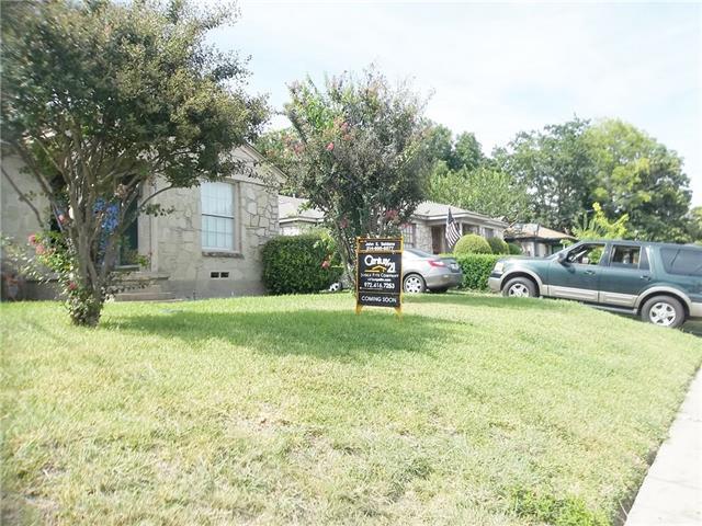 Photo of 2515 Amelia Street  Dallas  TX