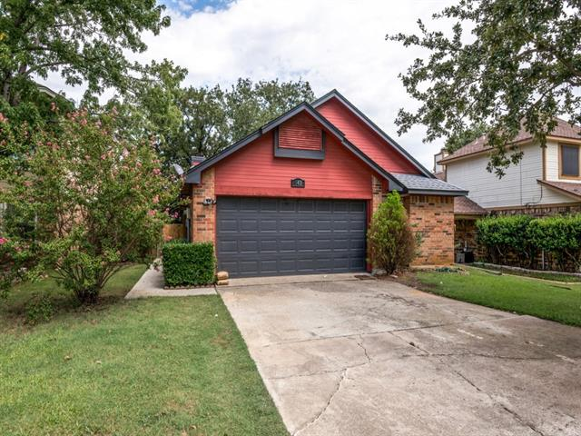 Photo of 943 Boxwood Drive  Lewisville  TX