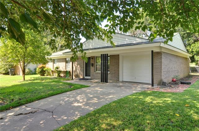 Photo of 3844 Bonnie Drive  Fort Worth  TX
