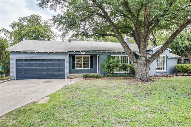 Photo of 1833 Oakland Boulevard  Fort Worth  TX