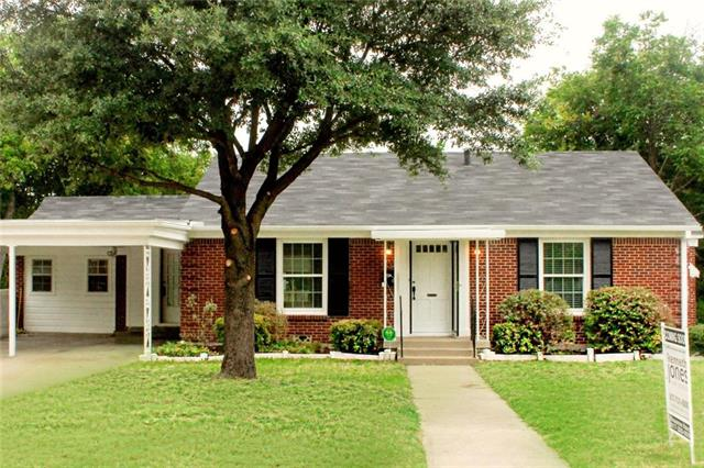 Photo of 4236 Winfield Avenue  Fort Worth  TX