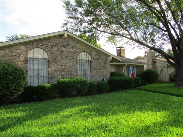 Photo of 2122 Village Green Drive  Garland  TX