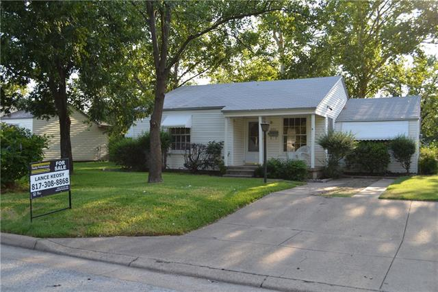 Photo of 3321 Sunday Street  Haltom City  TX