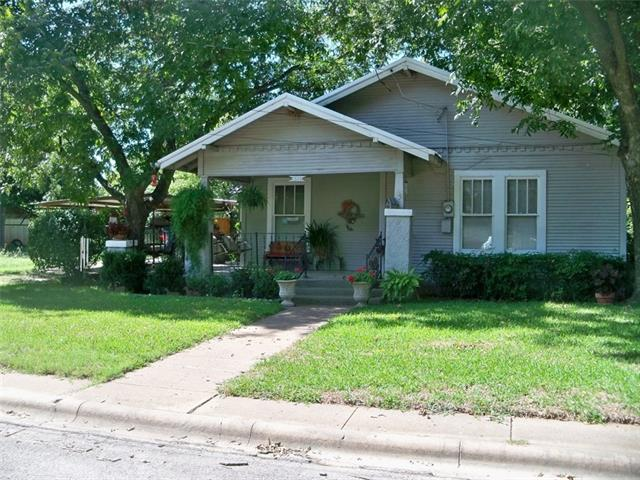 Photo of 511 12th Street W  Coleman  TX