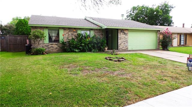 Photo of 4833 Garvin Drive  The Colony  TX