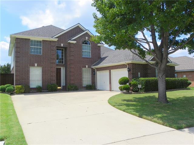 Photo of 1625 Meadow Vista Drive  Flower Mound  TX