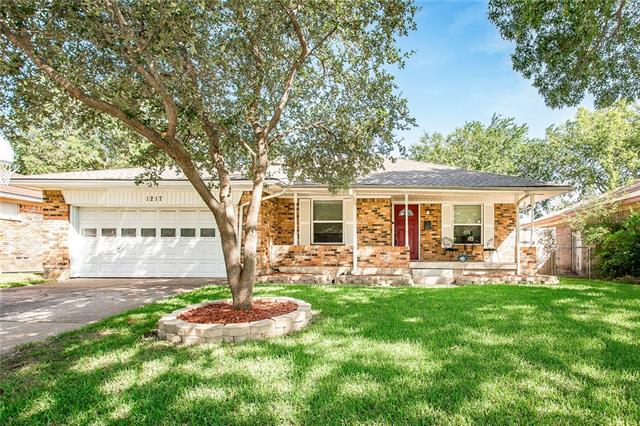 Photo of 1217 Mayfield Avenue  Garland  TX