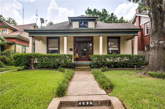 Photo of 4638 Junius Street  Dallas  TX