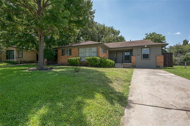 Photo of 406 W Daugherty Drive  Garland  TX