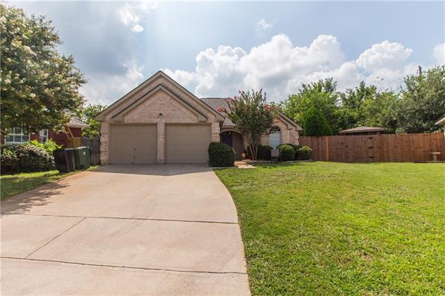 Photo of 4221 Crossgate Court  Arlington  TX