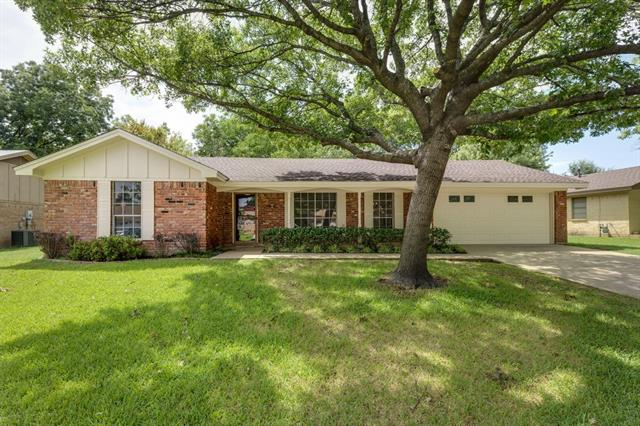 Photo of 3617 Stephenson Drive  Bedford  TX