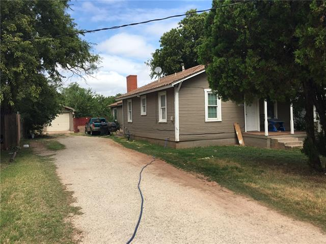 Photo of 934 Ballinger Street  Abilene  TX