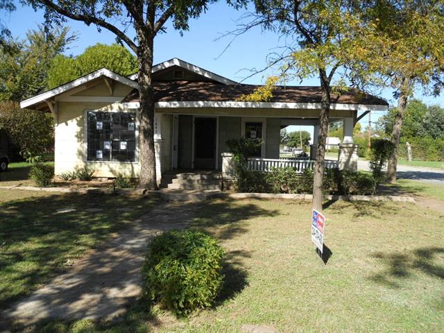 Photo of 1642 Pearl Avenue  Wichita Falls  TX