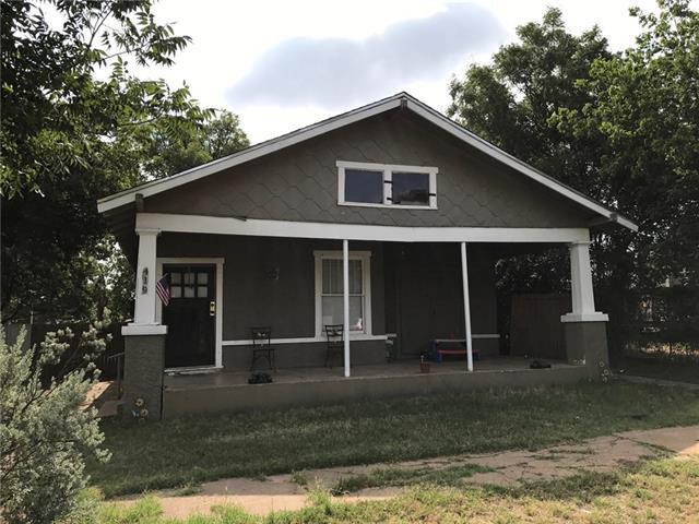 Photo of 419 Poplar Street  Abilene  TX