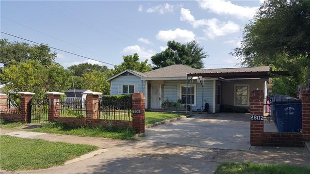 Photo of 2802 Poinsettia Drive  Dallas  TX