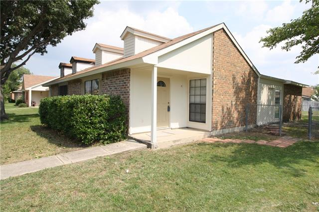 Photo of 4529 Carr Street  The Colony  TX