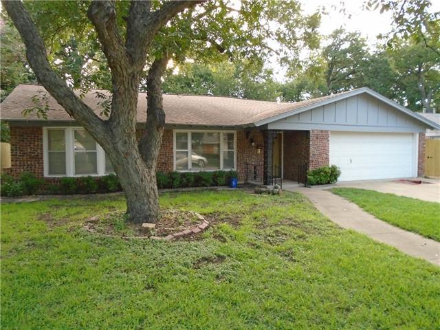 Photo of 2113 Williams Place  Fort Worth  TX