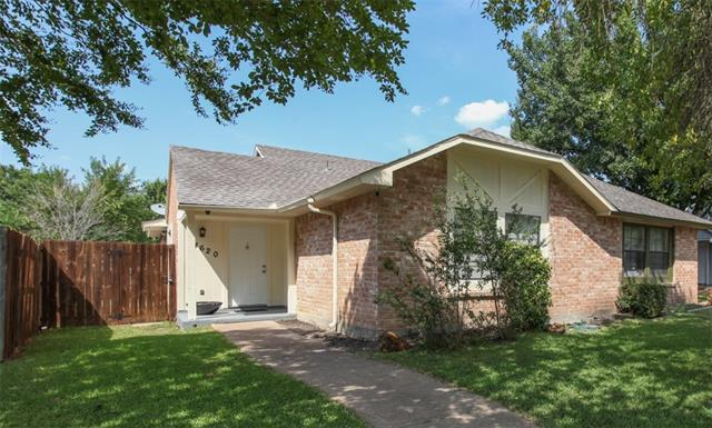 Photo of 4620 Nervin Street  The Colony  TX