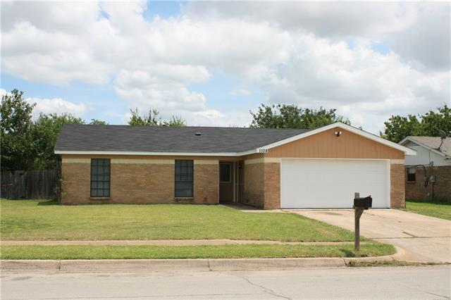 Photo of 1108 N Knowles Drive  Saginaw  TX