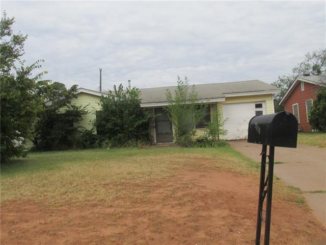 Photo of 2810 Nonesuch Road  Abilene  TX
