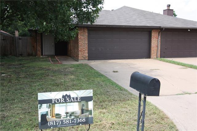 Photo of 7517 Connie Lane  North Richland Hills  TX