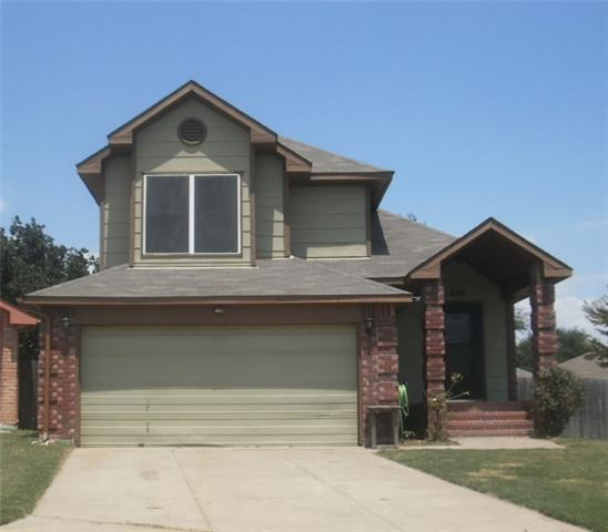 Photo of 855 Arbor Hill Court  Fort Worth  TX