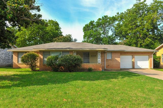 Photo of 2308 Linda Lane  Fort Worth  TX