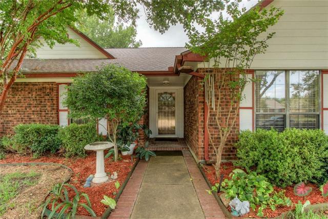 Photo of 1552 Evergreen Drive  Allen  TX