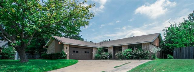 Photo of 3017 Elsinor Drive  Fort Worth  TX