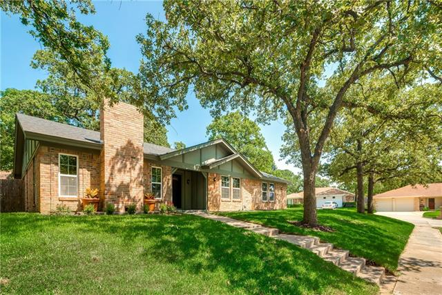 Photo of 2908 Spring Oaks Court  Bedford  TX