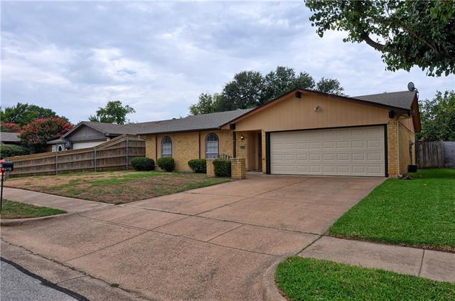 Photo of 2514 Nelwin Place  Arlington  TX