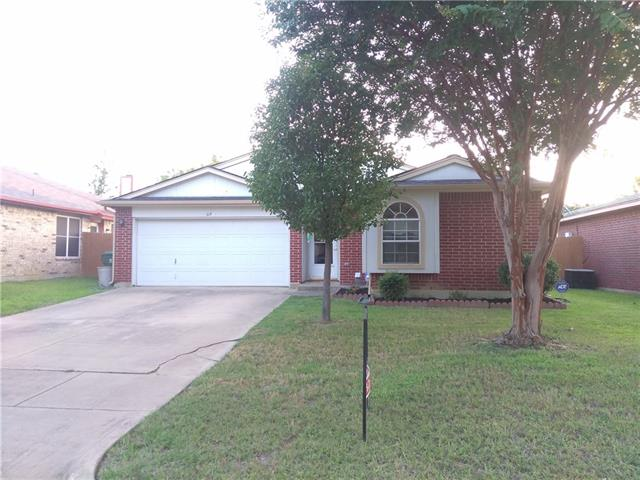 Photo of 614 Hollyberry Drive  Mansfield  TX