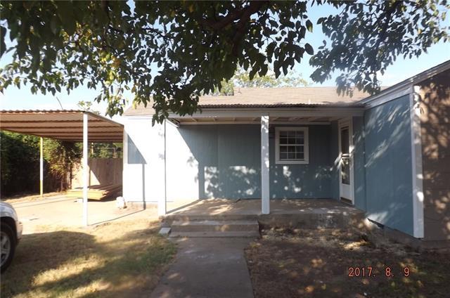 Photo of 115 SW Ave G  Hamlin  TX