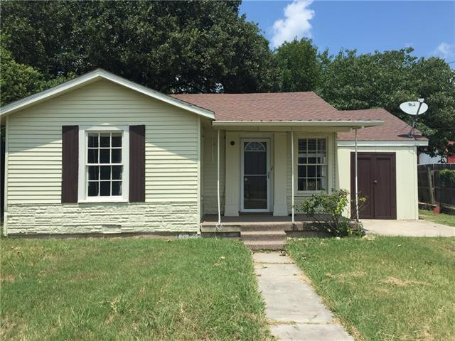Photo of 110 W Anderson Street  Weatherford  TX