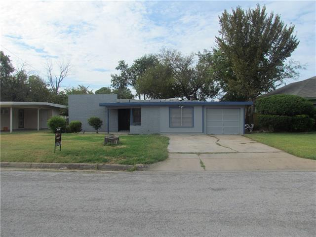 Photo of 4620 Reed Street  Fort Worth  TX