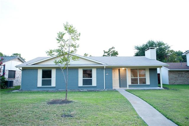 Photo of 1925 Steamboat Springs Drive  Garland  TX
