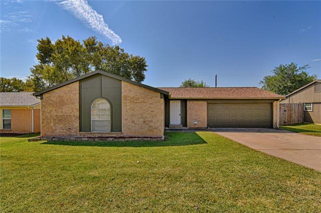 Photo of 4808 French Wood Drive  Arlington  TX