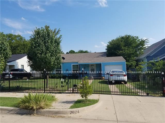 Photo of 2624 Carter Avenue  Fort Worth  TX