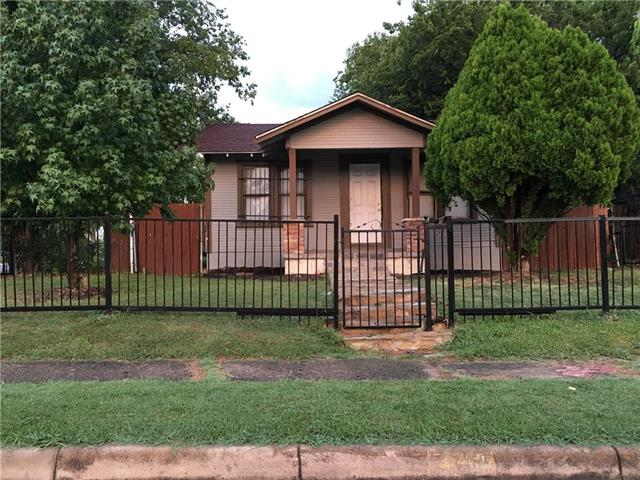 Photo of 2740 S Grove Street  Fort Worth  TX