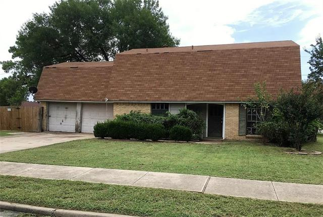 Photo of 3603 Canary Drive  Irving  TX