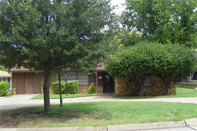 Photo of 3404 W Fuller Avenue  Fort Worth  TX