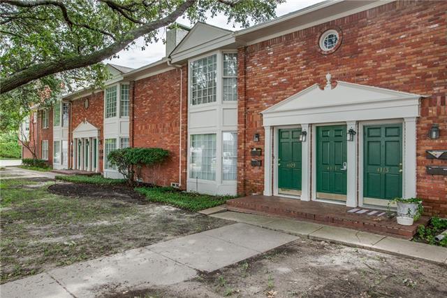 Photo of 4111 Glenwick Lane  University Park  TX