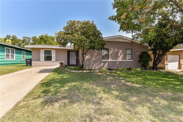 Photo of 2708 Cordone Street  Fort Worth  TX