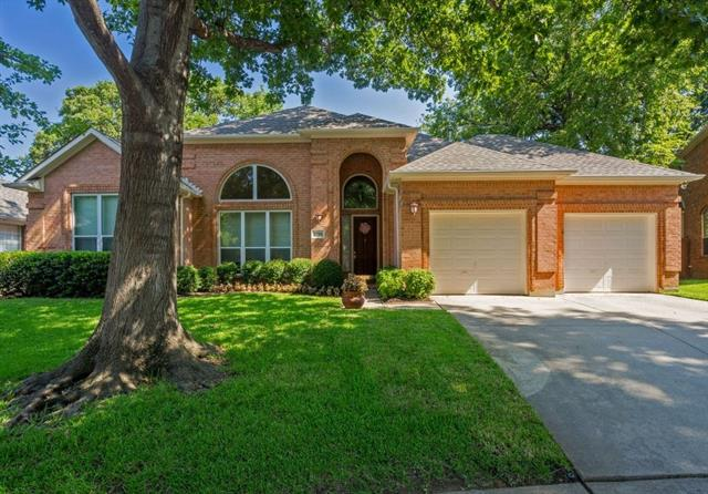 Photo of 2708 Thistlewood Court  Flower Mound  TX
